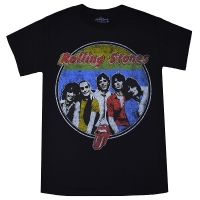 THE ROLLING STONES 78 Band Respectable Tシャツ