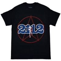 RUSH Starman 2112 Tシャツ 2