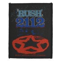 RUSH 2112 Patch ワッペン