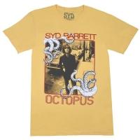 SYD BARRETT Octopus Tシャツ
