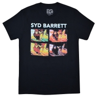 SYD BARRETT On Tape Tシャツ