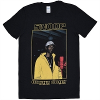 SNOOP DOGG Microphone Tシャツ