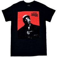 SNOOP DOGG Red Square Tシャツ