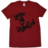 SOCIAL DISTORTION Mainliner Single Tシャツ
