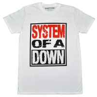 SYSTEM OF A DOWN Triple Stack Box Tシャツ