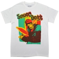 SNOOP DOGG Rasta Sparkle Tシャツ