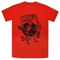 SOCIAL DISTORTION Speakeasy Checkerboard Tシャツ