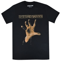 SYSTEM OF A DOWN Hand Tシャツ