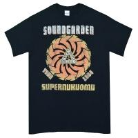 SOUNDGARDEN Superunknown Spiral Tシャツ