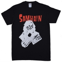 SAMHAIN Death Cards Tシャツ