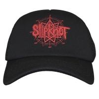 SLIPKNOT Logo メッシュキャップ