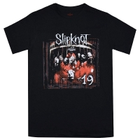 SLIPKNOT Debut Album 19 Years Tシャツ