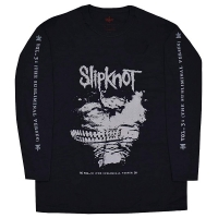SLIPKNOT Subliminal Verses ロングスリーブ Tシャツ