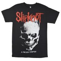 SLIPKNOT Skull & Tribal Tシャツ
