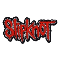 SLIPKNOT Logo Cut-out Patch ワッペン