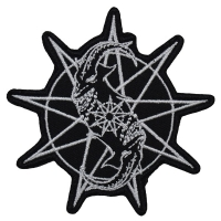 SLIPKNOT Goat Star Patch ワッペン