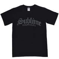 SUBLIME Stamp Logo Tシャツ