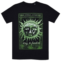 SUBLIME Green 40oz Tシャツ