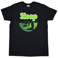 SLEEP Dopesmoker Tシャツ BLACK