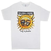 SUBLIME 40oz To Freedom Tシャツ