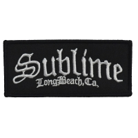 SUBLIME CA Logo Patch ワッペン