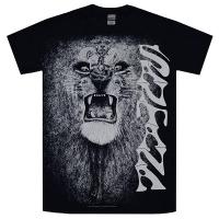 SANTANA White Lion Tシャツ