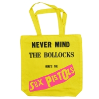 SEX PISTOLS Never Mind The Bollocks トートバッグ