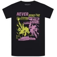 SEX PISTOLS Japanese Poster Tシャツ