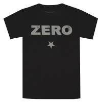 THE SMASHING PUMPKINS Zero Distress Tシャツ