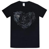 THE SMASHING PUMPKINS Black Rose Tシャツ