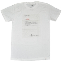 SUB POP RECORDS × ALTAMONT Rejection Letter Tシャツ