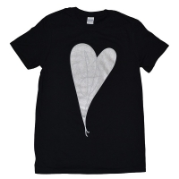 THE SMASHING PUMPKINS Initial Heart Tシャツ