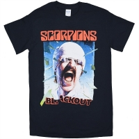 SCORPIONS Blackout Tシャツ 2