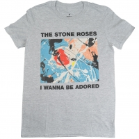 THE STONE ROSES I Wanna Be Adored Tシャツ