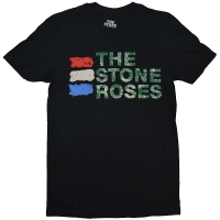THE STONE ROSES Three Colours Tシャツ