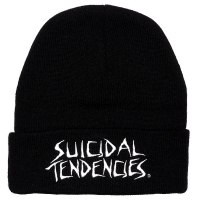 SUICIDAL TENDENCIES ST Logo ニット帽