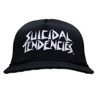 SUICIDAL TENDENCIES New Suicidal Brim メッシュキャップ