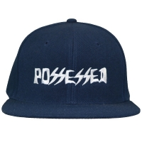 SUICIDAL TENDENCIES Possessed スナップバックキャップ NAVY