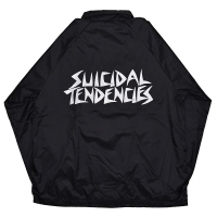 SUICIDAL TENDENCIES ST Logo Windbreaker コーチジャケット