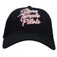 STONE TEMPLE PILOTS Scroll Logo スナップバックキャップ