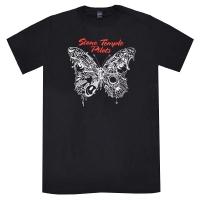 STONE TEMPLE PILOTS Webbed Butterfly Tシャツ