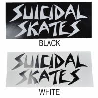 SUICIDAL TENDENCIES SUICIDAL SKATES ステッカー