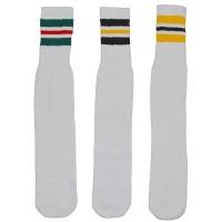 STRIPE 3Pack Tube Socks スケーター ソックス 3足組