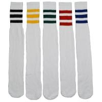 STRIPE 5Pack Tube Socks スケーター ソックス 5足組