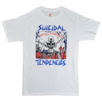 SUICIDAL TENDENCIES Won't Fall In Love Tシャツ