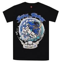 SUICIDAL TENDENCIES Venice Skater BLACK Tシャツ