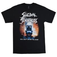 SUICIDAL TENDENCIES スイサイダルテンデンシーズ You Can't Bring Me Down Tシャツ