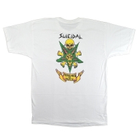 SUICIDAL TENDENCIES Possessed To Skate Tシャツ WHITE
