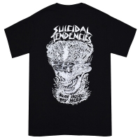 SUICIDAL TENDENCIES War Inside My Head Tシャツ