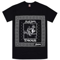 SUICIDAL TENDENCIES Lance Skater Bandana Tシャツ